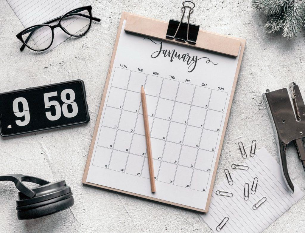 Elabora un calendario editorial